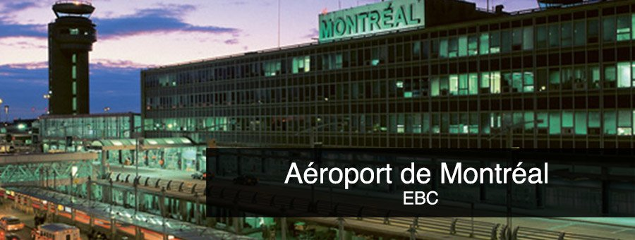 aeroport de montreal - Coffrages Synergy