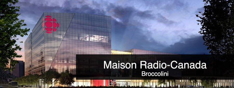 maison radio canada - Coffrages Synergy