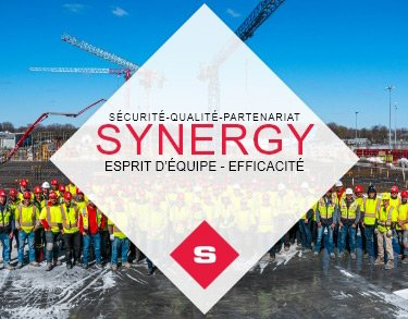 Coffrages Synergy Formwork