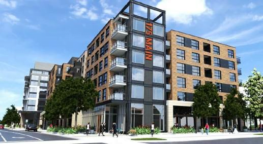 New project : 175 Main Street (10 Oblat)